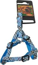 Halsband Nylon/Pvc Bh-Tuig Called Blauw 8 Mmx20-25 Cm