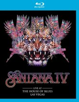 Santana IV - Live At The House Of Blues (BLURAY)