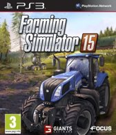 Farming Simulator 2015 (Essentials) /PS3