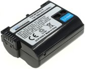 Digibuddy Camera accu compatibel met Nikon EN-EL15 - 1900 mAh