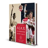 Ajax Jaarboek 25 - Het officiële Ajax Jaarboek 2016-2017