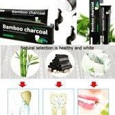Bamboo Charcoal Tandpasta | Natuurlijke product | Houtskool Beschermend Tandpasta | Tandenbleek, geïrriteerde Tandvlees, slechte adem