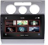 Navigatie VW Touran 2006-2011 toucscreen parrot carkit overname boordcomputer TMC DAB+ Carplay