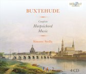 Buxtehude; Complete Harpsichord Mus