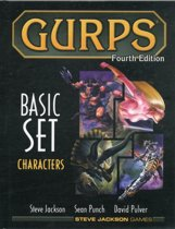 Gurps Basic Set Characters RPG