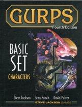 Gurps Basic Set Characters RPG