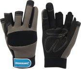 Werktuig Handschoenen Met 3 Open Vingers (Medium)