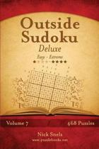 Outside Sudoku Deluxe - Easy to Extreme - Volume 7 - 468 Puzzles