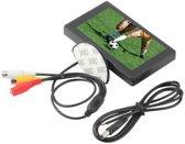 LCD scherm voor achteruitrijcamera / 4:3 480x272 12V PAL/NTSC