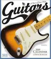 Gitaren - A Year of Pure Mojo Guitars Kalender 2019