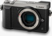 Panasonic LUMIX DMC-GX80 Body - Zilver