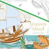 Kaisercraft Kleurboek voor Volwassenen Treasure Island
