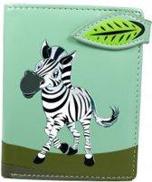 SHAGWEAR portemonnee Zebra - 00842sm