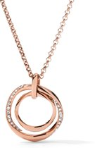 Fossil Classics Vrouwen Collier JF01301791