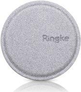 Ringke Metalen Plaatje voor magnetische houders - 2 Stuks Zilver