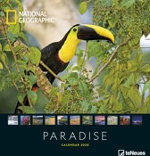 Paradijs - Paradise 45x48 National Geographic Kalender 2020