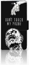 Huawei Y625 Uniek Boekhoesje Zombie