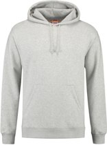 Tricorp Hooded sweater - Casual - 301003 - Grijsmelange - maat L