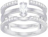 Swarovski Gray White Ring 5294979 (maat 58)