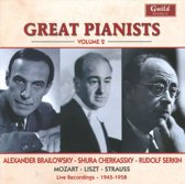 Great Pianists Vol.2