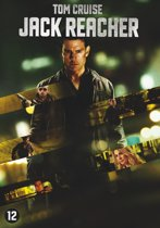 DVD cover van Jack Reacher