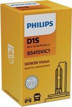 Philips Xenon Vision D1S 4600k - 85415VIC1