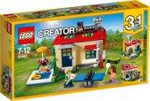 LEGO Creator Modulaire Vakantie aan het Zwembad - 31067