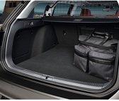 Kofferbakmat Velours voor Seat Ateca vanaf 2016 met verhoogde bodem