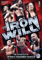Iron Will Wwes Toughest Matches