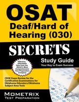 OSAT Deaf/Hard of Hearing (030) Secrets