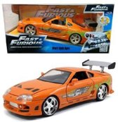 FAST AND FURIOUS 1:24 - BRIAN O'CONNER'S TOYOTA SUPRA