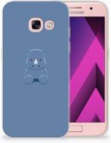 Samsung Galaxy A3 2017 TPU siliconen Hoesje Baby Rhino
