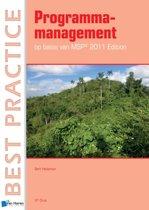 Best practice - Programmamanagement 2011