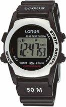Lorus R2361AX-9 - Horloge - 36.40 mm - Zwart
