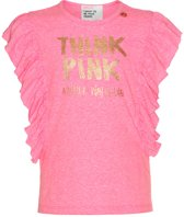 Mim-pi Meisjes T-shirt - Roze - Maat 116