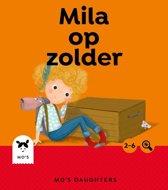 Mo's Daughters Adventurer - Mila op zolder