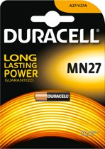 Duracell Security Batterij - MN27