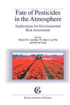 Fate of Pesticides in the Atmosphere
