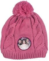 It's cold Violetta muts roze