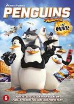 Dvd Penguins Of Madagascar Mtw3