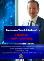 Francesco Vanni d'Archirafi: I Made It! Your Turn Now