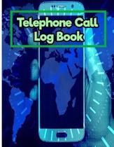 Telephone Call Log Book