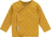 Noppies U Tee Overlap Taylor - Honey Yellow - Maat 56
