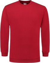 Tricorp Sweater - Casual - 301008  - Rood - maat S