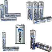 Energizer AA Lithium batterijen - 10 pack