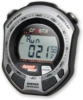 Cresta, SPT200 Professionele Stopwatch (Zwart)