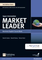 Market Leader 3rd Edition Extra Upper Intermediate Coursebook with DVD-ROM and MyEnglishLab Pack