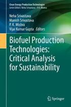 Biofuel Production Technologies