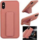 Backcover Grip voor Apple iPhone Xr Roze