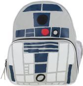 Star Wars  R2D2 Rugzak - Kinderen - Wit
